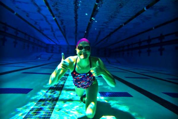 Kirsty Coventry - Olympic swimmer from Zimbabwe