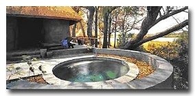 Matetsi Water Lodge Pool