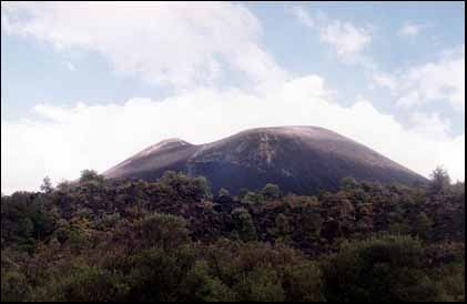 Paricutin Volcano Mexico