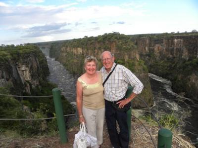 Bob & Mary at the Gorge