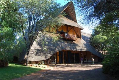 Vic Falls Safari Lodge