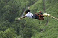 Bungee Jump off the Victoria Falls bridge