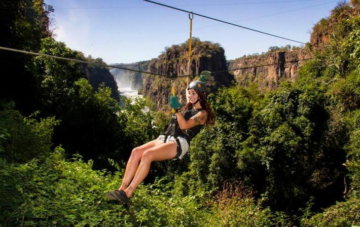 Add a canopy tour