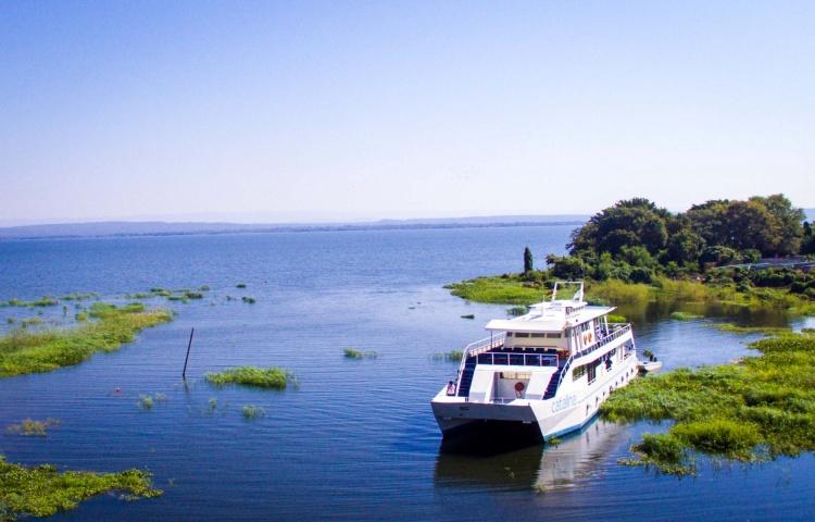 Catalina Houseboat