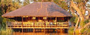 Chobe Safari Lodge Camping
