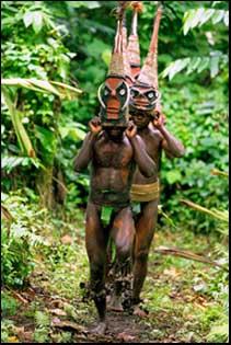 Circumcision Dance African Customs