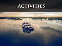 Victoria Falls activities reviews