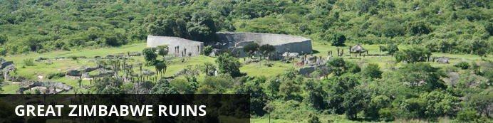 Destination Great Zimbabwe Ruins