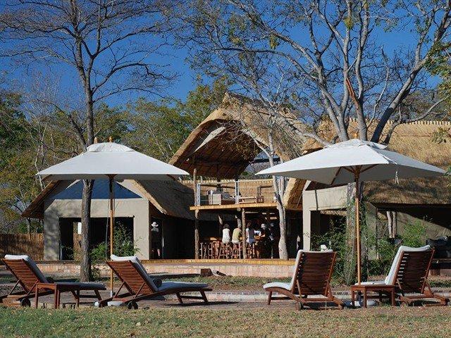 Elephants Eye main lodge