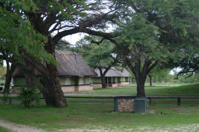 Main Camp lodges