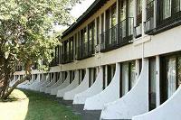 The rooms at Hwange Safari Lodge - hotel accommodation in Hwange