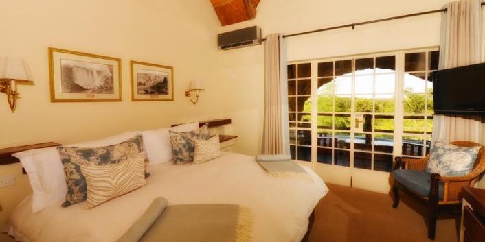 Beautiful room at Ilala Lodge