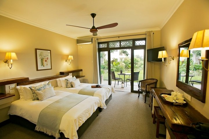 HOTEL - The romantic Ilala Lodge