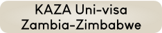what you need to know about the KAZA Uni-visa - Zimbabwe and Zambia