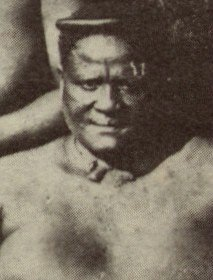 King Lobengula of Matebeleland