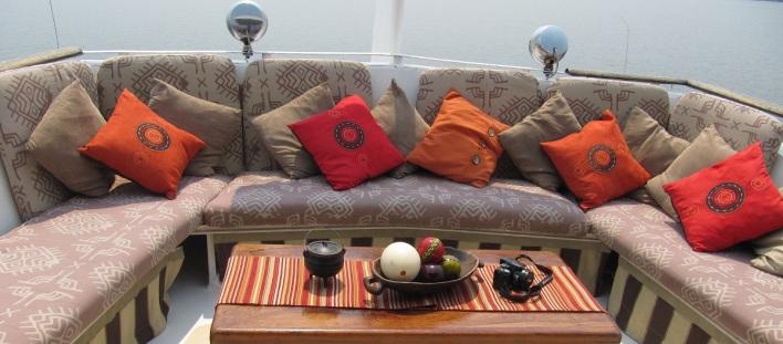 Comfortable furnishings