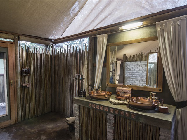...and en-suite bathrooms