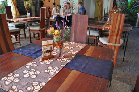 Table at Lola's