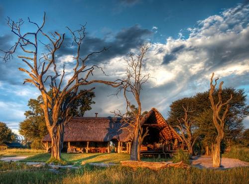 Bomani Tented Lodge - Hwange National Park, Zimbabwe