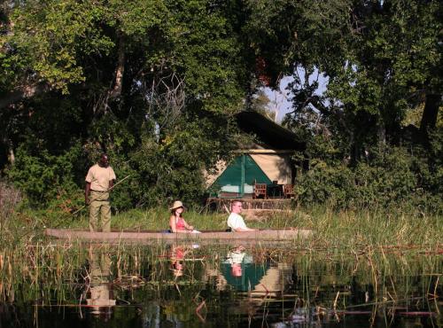 Pom Pom Camp, Okavango, Botswana