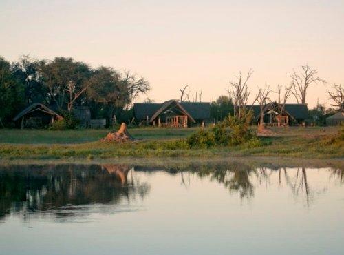 The Hide Safari Camp, Hwange National Park, Zimbabwe