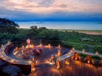 Bumi Hills Safari Lodge, Lake Kariba, Zimbabwe