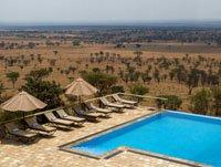 Kubu Kubu Tented Lodge - Central Serengeti National Park, Zimbabwe