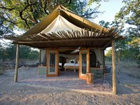 Little Makalolo Camp, Hwange National Park, Zimbabwe