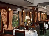 Luxury train journey to Victoria Falls with Rovos Rail