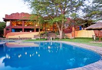 Serengeti Sopa Lodge, Serengeti National Park, Tanzania