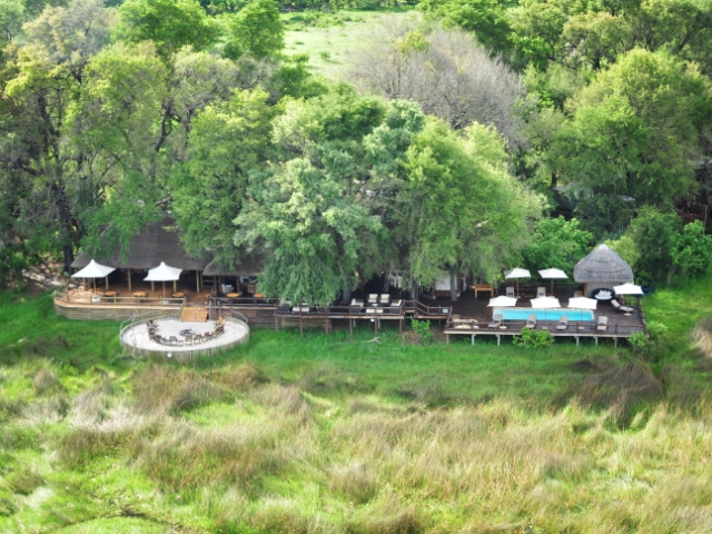 Chief's Island in the Moremi Game Reserve