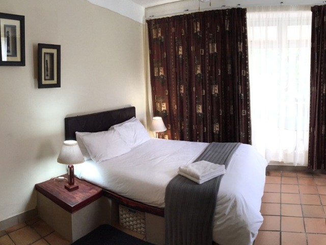 The hotel has comfortable double rooms
