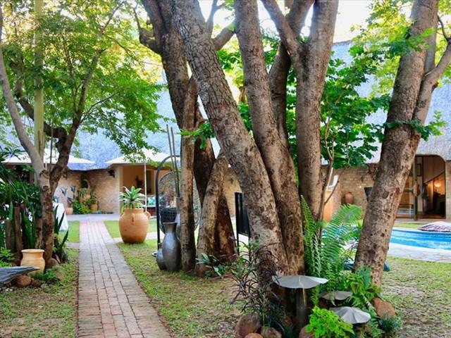 Nguni Lodge Victoria Falls