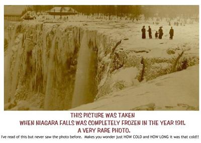 Niagara Falls - 1911