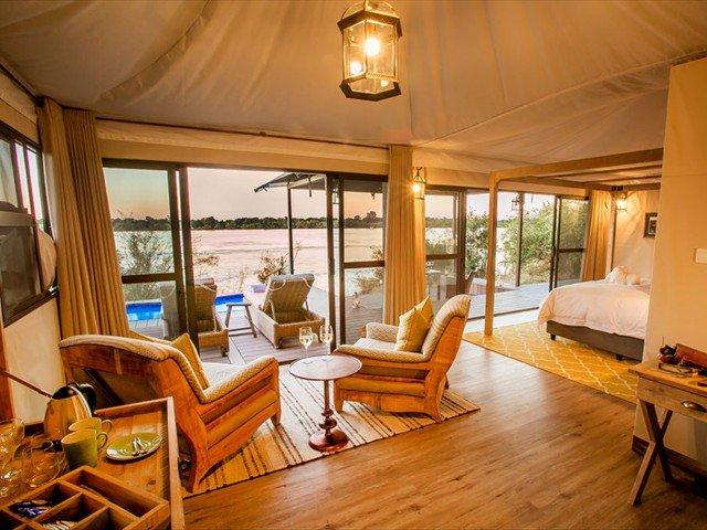 Beautiful luxury suites
