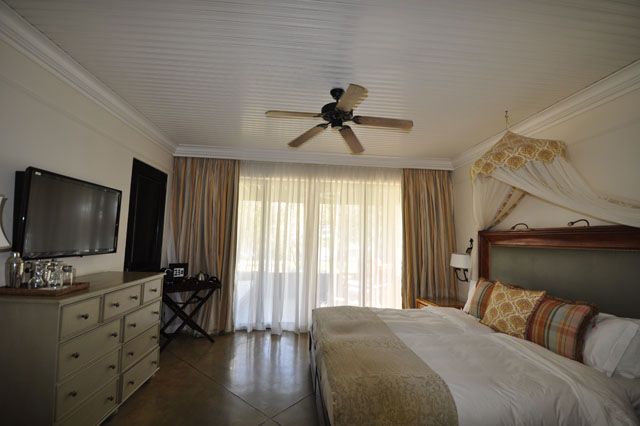 King room at The Royal Livingstone