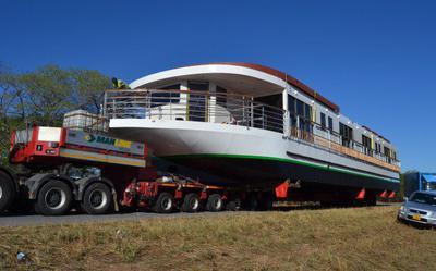 The African Drean en-route to Chobe