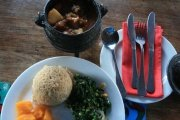 Mama Africa Restaurant Victoria Falls, Zimbabwe