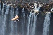 Microlight flight in Victoria Falls
