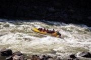 Adrenaline jetboat in Victoria Falls