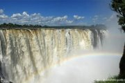 Tour of the mighty Victoria Falls