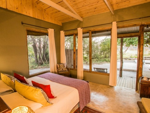 Main tented room