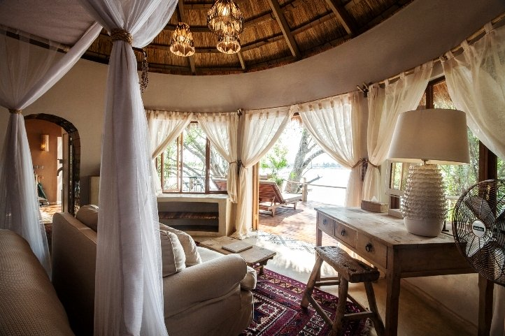 Livingstone Package with flights into Zambia and 4 nights' stay at Tongabezi near Victoria Falls