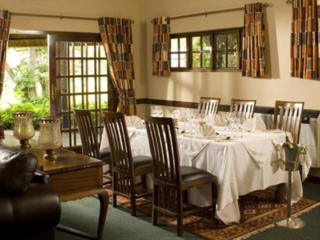Together with dining area