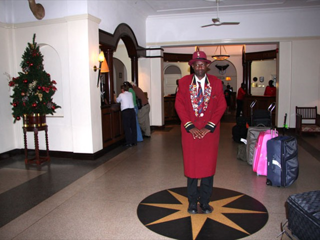 Welcome to Victoria Falls Hotel