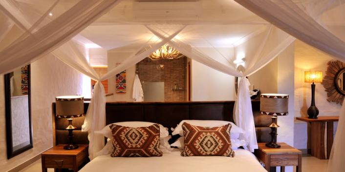 Comfortable and elegant rooms