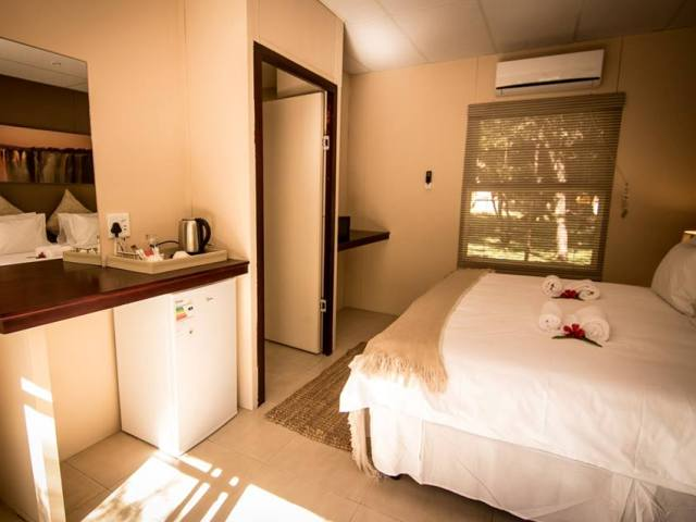 Livingstone (Victoria Falls, Zambia) package at The Waterfront Lodge