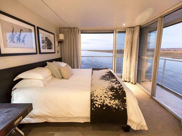 Experience luxury accommodation