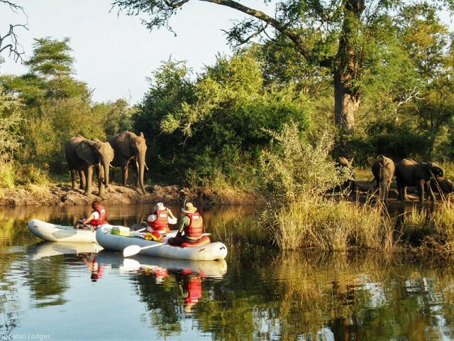 Zambezi Sands, Zambezi National Park