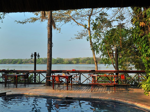 Victoria Falls Waterfront - Victoria Falls accommodation in Livingstone, Zambia